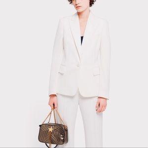 ❗️Stella McCartney White Designr Blazer MSRP $1298
